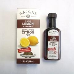 Extrait citron pur