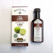 Extrait lime pur